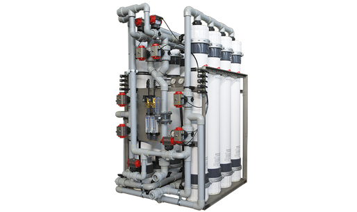 Culligan's Modular Ultrafiltration systems allow fastest possible delivery times - Culligan