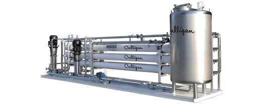 Desalination reverse osmosis system - Culligan