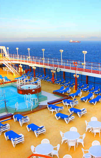 Water treatment for cruise ship - Culligan