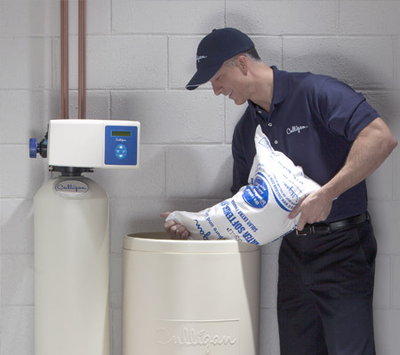 After Sale Service Water Treatment - Culligan