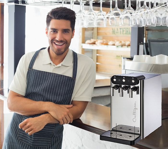 Water treatment solutions for food service - Culligan