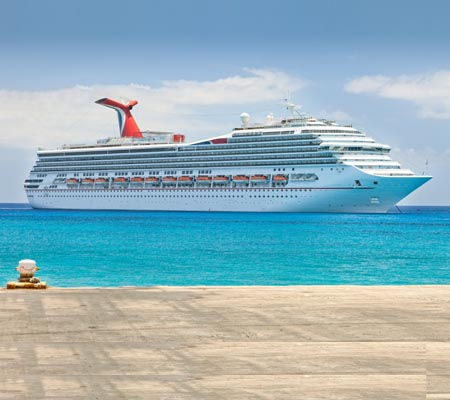 Water for Marine & Cruise ships - Culligan
