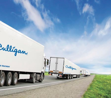Containerised Water Systems - Culligan