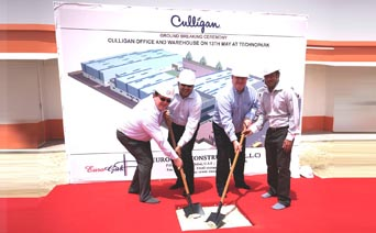 Technopark Dubai - New facilities - Culligan