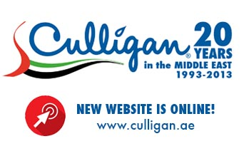 New Culligan Middle Ease website