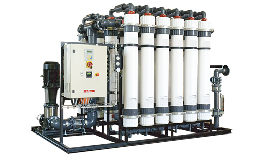 Ultrafiltration Water Treatment - Culligan