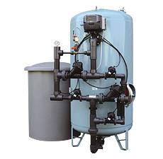 Ultra Line HA Softners - Commercial and Industrial Water Treatment Products - Culligan