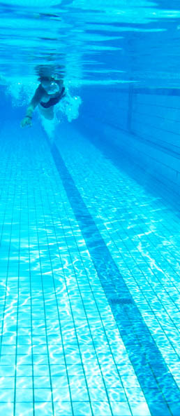 Swimming pool disinfection - Culligan